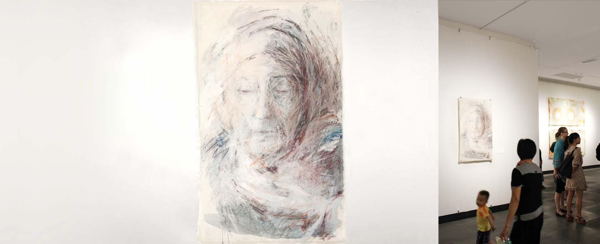 Alte Zigeunerin-II-Marion Ehrsam